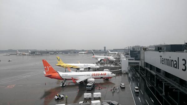 成田空港のLCC