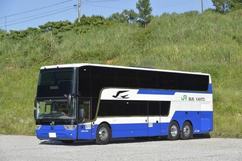 JRバス関東スカニア