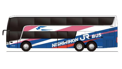西日本JRバス スカニア